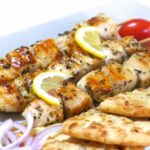 Greek Chicken Souvlaki (Skewers) recipe-6 - My Greek Dish