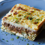 Greek Pastitsio – Aki's Baked Pasta