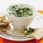 Greek Spinach Dip Recipe | MyRecipes