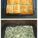 Greek Spinach Pie Recipe. An easy one I plan to try ...