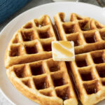 Greek Yogurt Waffles