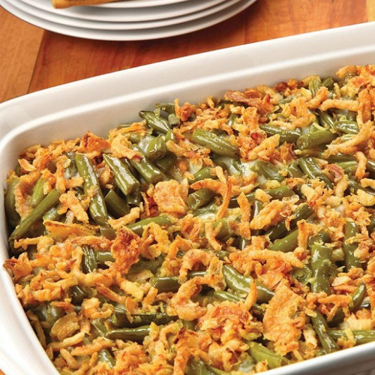 Green Bean Casserole Recipe — Dishmaps