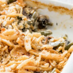 Green Bean Casserole Recipe For Night Before Thanksgiving