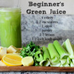 Green Juice Recipe For Beginners. Looks Yummy And …