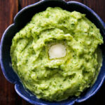Green Mashed Potatoes Recipe | SimplyRecipes