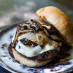 Grilled Beef And Mushroom Burger Recipe   SimplyRecipes