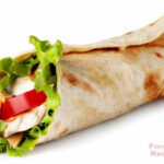 Grilled Chicken Wrap – Foreman Grill Recipes