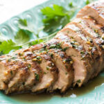 Grilled Ginger Sesame Pork Tenderloin Recipe …