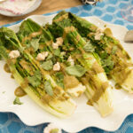 Grilled Romaine With Balsamic Dressing | Recipe | Valerie …