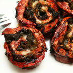 Grilled Stuffed Flank Steak With Roasted Chilies And …