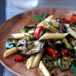Grilled Vegetable Pasta With Cumin Recipe – Quick From …