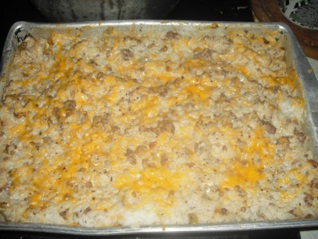 Ground Beef And Rice Casserole recipe | Good Food ...