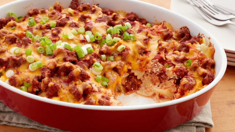 Ground Beef And Vegetable Casserole Recipes
