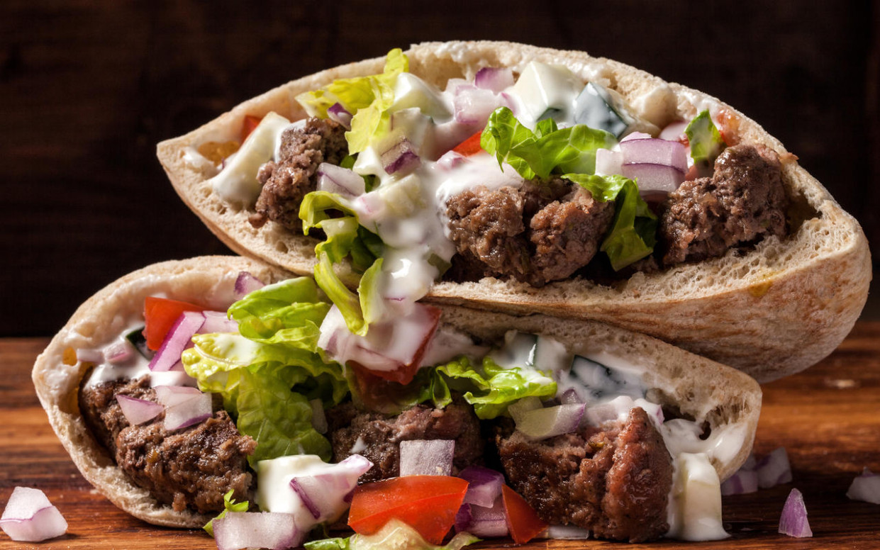 Ground Beef Gyros Recipe - Chowhound