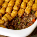 Ground Beef Tater Tot Casserole – Mantitlement