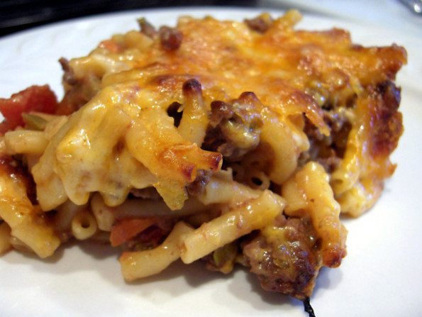 Ground Chicken Casserole Recipe - Food