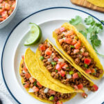 Ground Chicken Tacos Recipe (Dairy Free, Gluten Free …