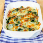 Ground Turkey And Spinach Casserole Recipe | CDKitchen