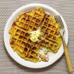 Ham & Gruyère Hash Brown Waffles Recipe – EatingWell