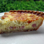 Ham & Gruyere Quiche | Plain Chicken