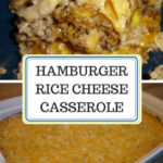 Hamburger Rice Cheese Casserole | Recipe | What's For …