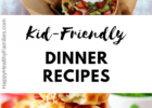 Happy Healthy Families: Healthy Summer Dinner Recipes for ...