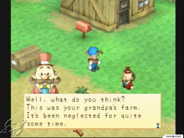 Harvest Moon: Back to Nature Screenshots, Pictures ...