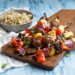 Hawaiian Turkey Kabobs | A Healthy And Easy Recipe For The …