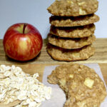 Healthy Apple And Oat Cookies – Lose Baby Weight