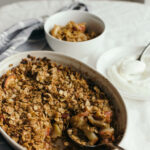 Healthy Apple Breakfast Crisp Recipe
