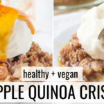Healthy Apple Crisp Recipe – Healthy Dessert Ideas – YouTube