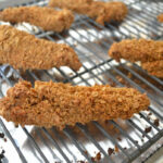 Healthy Baked Chicken Tenders | Sarcastic Cooking