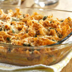 Healthy Baked Ziti With Ricotta