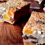Healthy Banana Flapjacks Recipe | Frugalfeeding