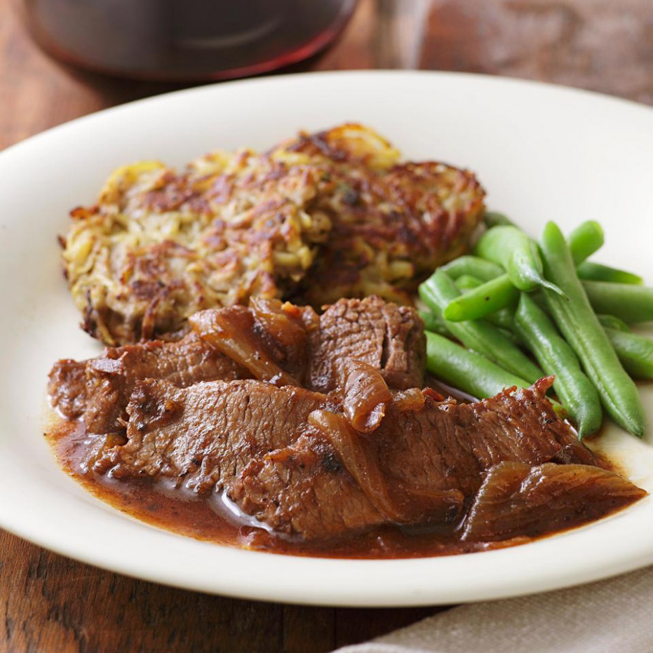 Healthy Beef Recipes - EatingWell