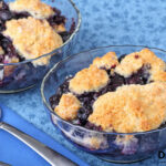 Healthy Blueberry Cobbler Recipe – Dr
