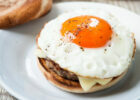 Healthy breakfast recipes   1. Hairy Bikers' egg and ...