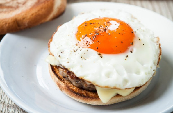 Healthy breakfast recipes - 1. Hairy Bikers' egg and ...