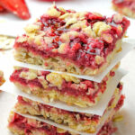 Healthy Breakfast Strawberry Oatmeal Bars – Recipe From …