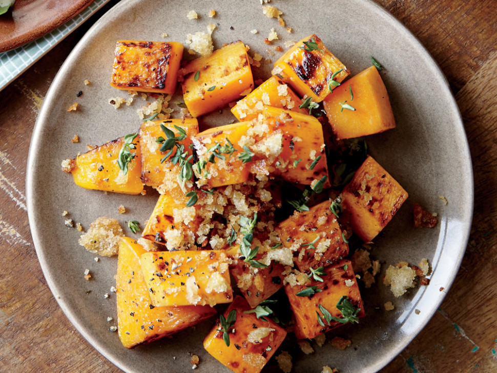 Healthy Butternut Squash Recipes - Cooking Light