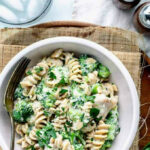 Healthy Chicken Alfredo With Broccoli – Healthy Seasonal Recipes