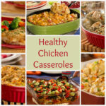 Healthy Chicken Casserole Recipes: 6 Easy Chicken …
