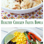 Healthy Chicken Fajita Bowls | Recipe | Healthy Chicken …