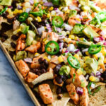 Healthy Chicken Nachos – A Healthy Life For Me