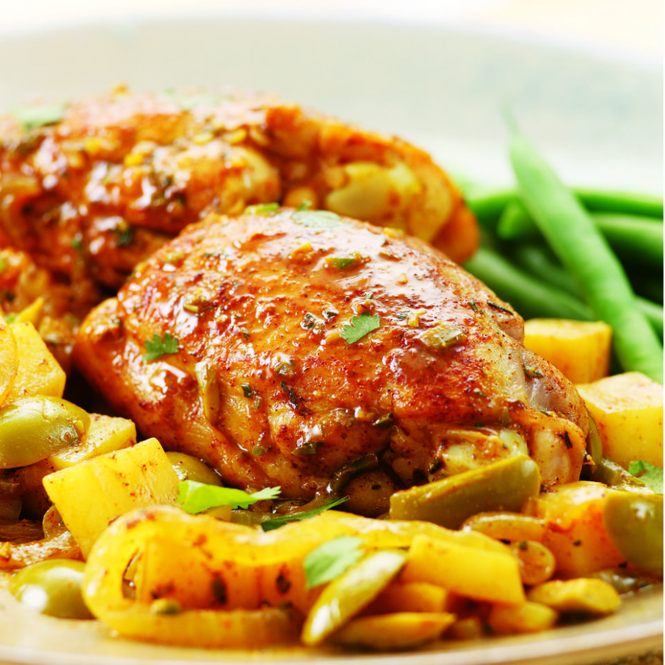 Healthy Chicken Recipes - EatingWell