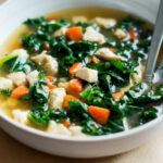 Healthy Chicken Soup With Kale Recipe