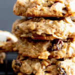Healthy Coconut Oatmeal Breakfast Cookies (Vegan, Gluten ...