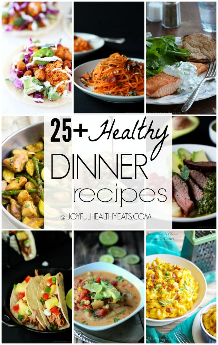 healthy dinner recipes Archives | Easy Healthy Recipes ...