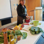 Healthy Eating With Veronique Cardon: Session 3