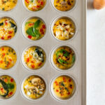 Healthy Egg Muffin Cups (Meal Prep Idea!) – A Sassy Spoon